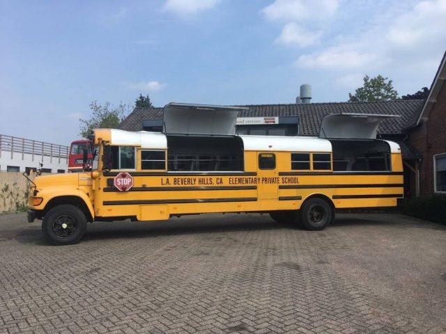 vintage food truck kopen