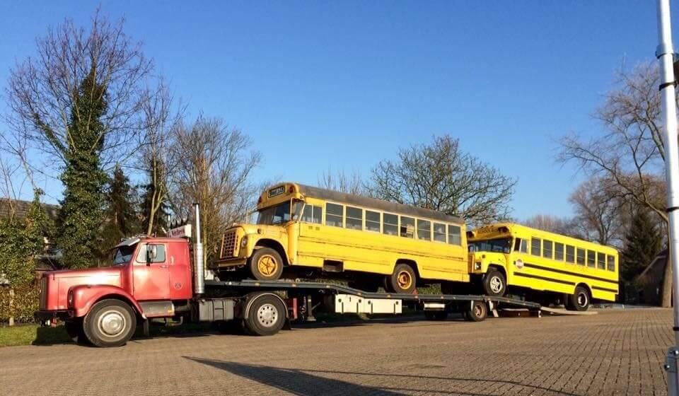 amerikaanse schoolbussen te koop verkoop oldtimer school bus