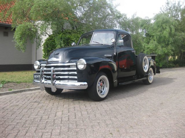 Chevrolet Pick Up oldtimer huren