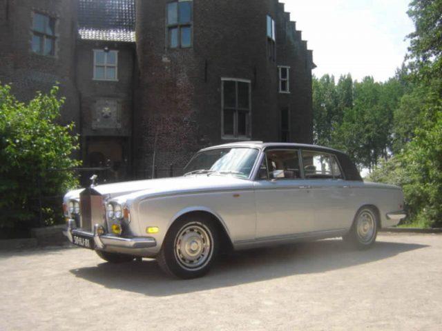 Rolls Royce oldtimer huren