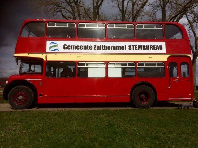 mobiel office bus